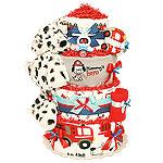 Mommy's Hero Fireman Diaper Cake