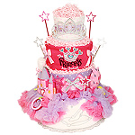 Princess Has Arrived Diaper Cake