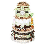 Welcome Annaleise Diaper Cake