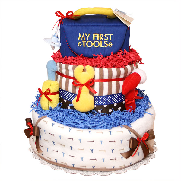 My First Tools Diaper Cake